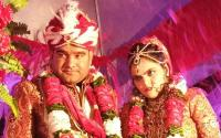 Rajpal Yadav daughter's wedding