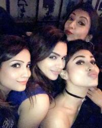 Aashka Goradia Bachelorette Party