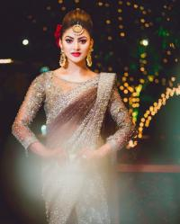 Urvashi Rautela Expensive Saree