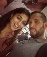 Somya Seth with estranged husband, Arun Kapoor