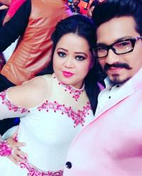 Bharti Singh Haarsh Limbachiyaa Wedding