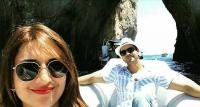 Vivek and Divyanka Holidaying