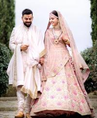 Anushka And Virat Wedding