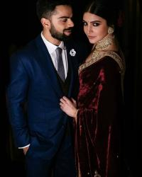 Virat And Anushka Engagement Pics