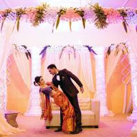 Shamin Mannan And Atul Kumar Wedding