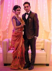 Shamin Mannan And Atul Wedding Pictures