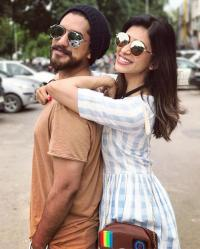 Suyyash Rai and Kishwer Merchant