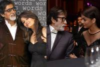 Aishwarya and Amitabh