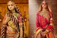 Padmawati fashion