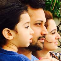 Love Story Of Atif Aslam