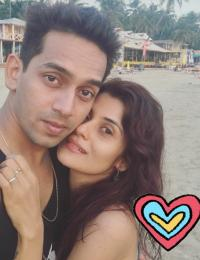 Shamin Mannan And Atul Kumar Honeymoon Pictures