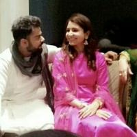 Virat And Anushka Post-Honeymoon Look
