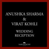 Anushka Reception Look
