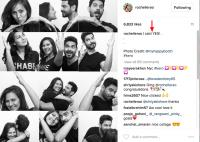 Keith Sequeira and Rochelle Rao