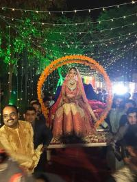 Pooja Banerjee Wedding