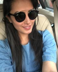 Anita Hassanandani Stylish Look