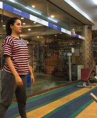 Anita Hassanandani Workout