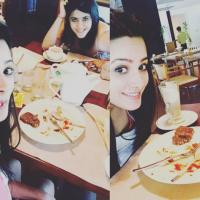 Anita Hassanandani Lunch