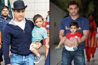 Aamir Khan son / Sohail Khan son