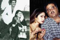 Boney Kapoor, Mona Kapoor and Sridevi