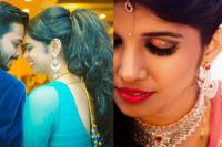 Bridal Earring Shots