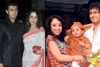 Sonu nigam wife and son