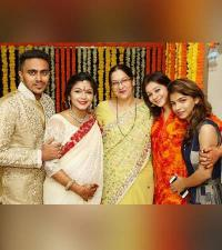 Pooja Sharma Of 'Tu Mera Hero' Fame Had A Baby Shower And The