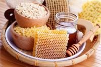honey bath for body odour