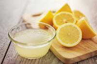 lemon for body odour