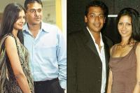 Mahesh Bhupathi and Shvetha Jaishankar