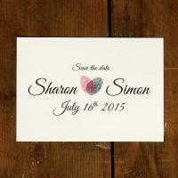 Creative Save the date invites