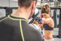 kick boxing to lose weight