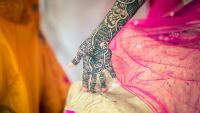 Mehendi designs for brides