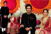 Kunal Kapoor and Naina Bachchan Wedding Reception