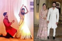 Shahid Kapoor and Mira Rajput Sangeet and Wedding