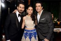 Shahid Kapoor and Mira Rajput Reception