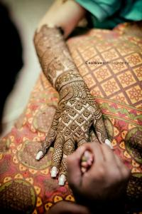 Mehendi design Coolbluez Photography