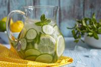 citrus infused water to lose weight