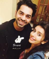 Neeraj Malviya and Charu Asopa