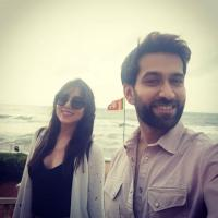 Nakuul Mehta Jankee vacation
