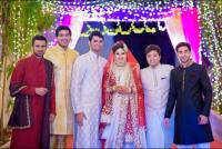 Anam Mirza Wedding