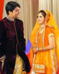 Anas Rashid Heena Marriage