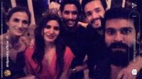 Samantha Ruth Prabhu Naga Chaitanya Pre-Wedding Party
