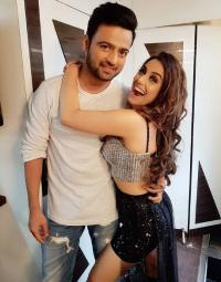 Manish Naggdev and Srishty rode love story