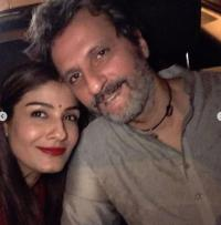Raveena tandon birthday wish for husband anil Thadani is pure love