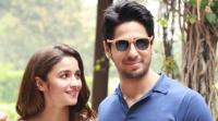 Sidharth Malhotra Talks About Ex Girlfriend Alia Bhatt