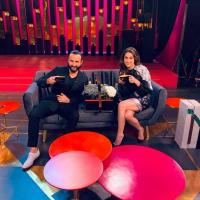 Saif Ali Khan and Sara Ali Khan on Koffee with Karan