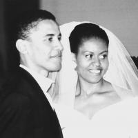 Barack Obama And Michelle Obama 26th Marriage Anniversary