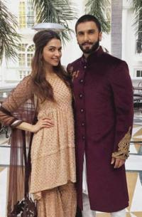 Deepika and Ranveer To Announce Their Wedding During Navratri