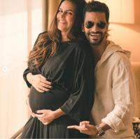 Neha Dhupia Talks About Her First Baby Name